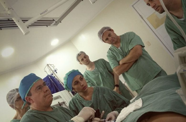Equipe Clínica Concon/ GCBV recebe visita internacional