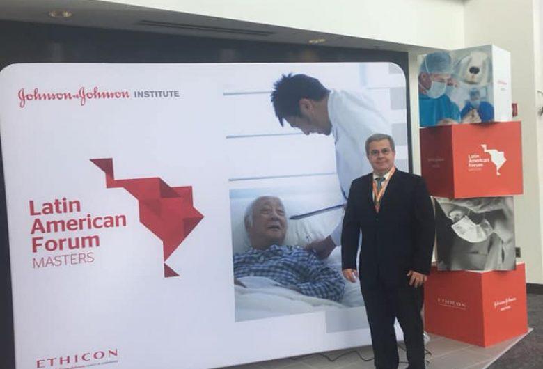 Dr Admar Concon Filho é convidado para participar de Forum Internacional