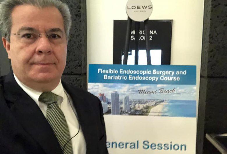 Dr Admar Concon Filho participa como instrutor no FES 2019, em Miami/EUA
